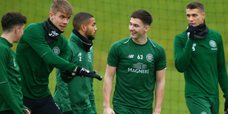 Celtic Suffer Injury Blow Ahead of Easter Road Clash - reports