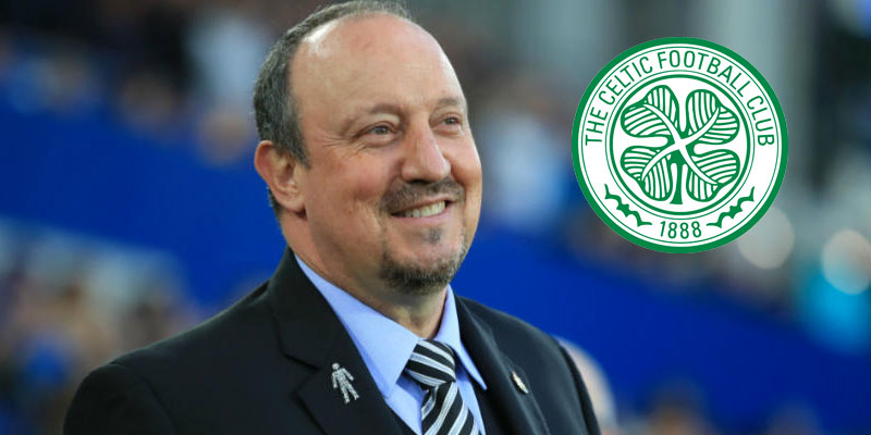Rafa Benitez to Celtic: Surely Not - view