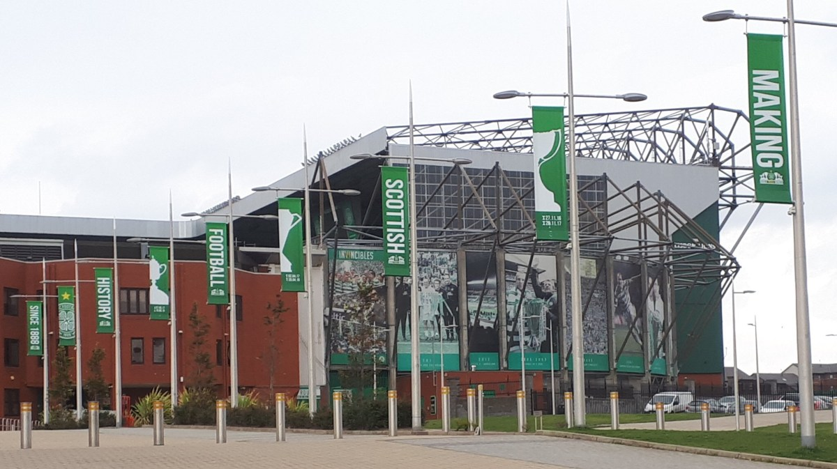'Leaked' Document - Reports of Celtic Park Announcement Monday