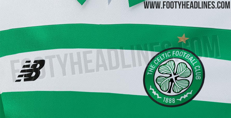 Next Season's Real 19/20 Celtic Shirt Leaked Online