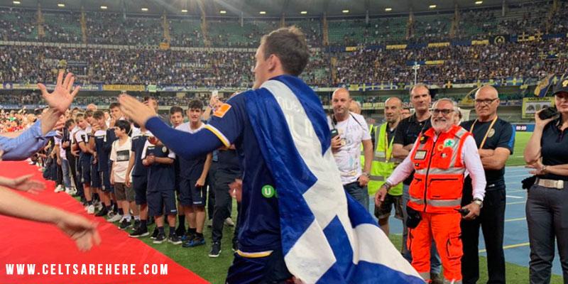 e50bef800 We Just Love Scotland' – Italians Gush Over Former Celtic Star ...