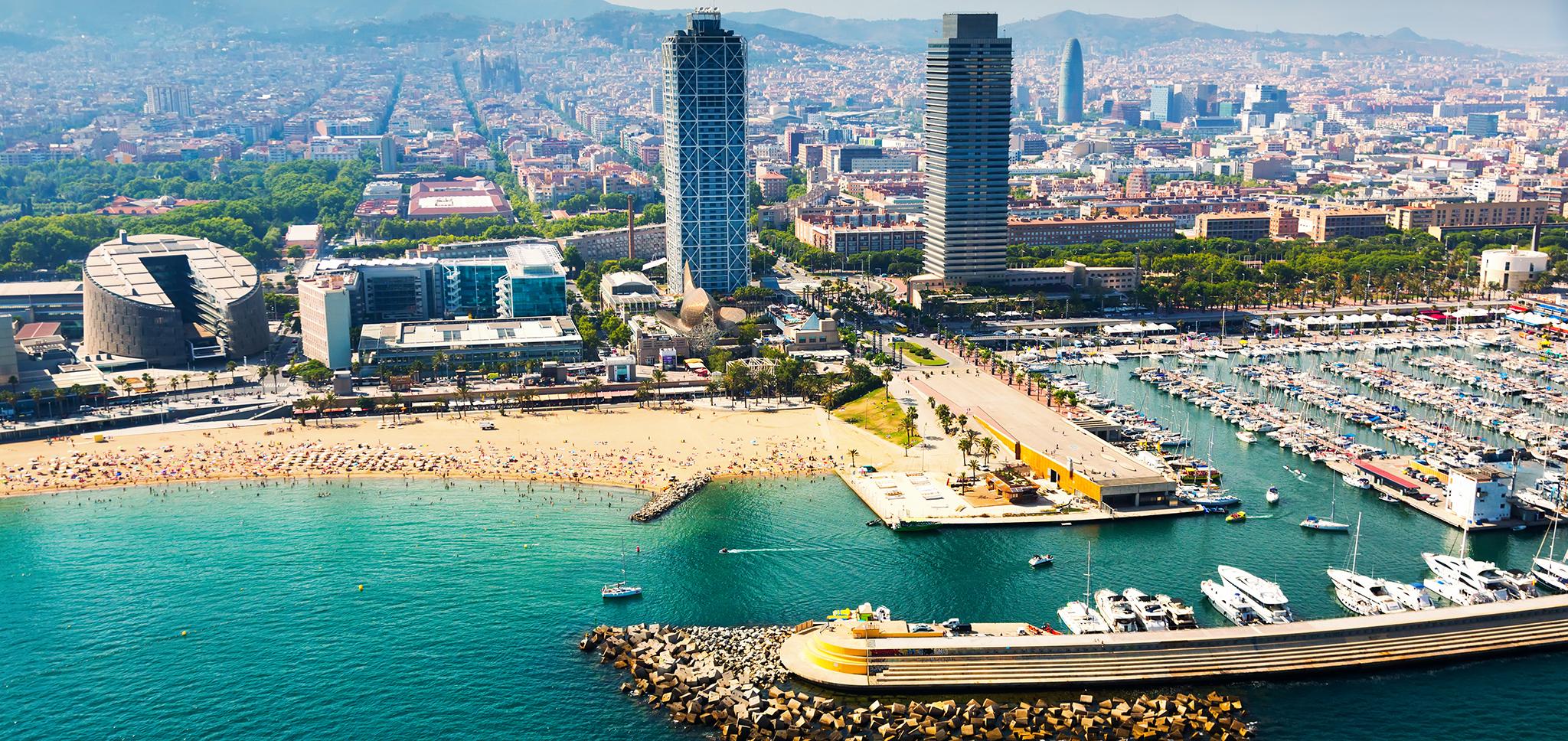Contacto, Barcelona