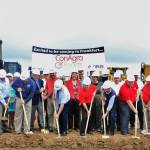 Opus Begins Construction on 1.6M SF Warehouse