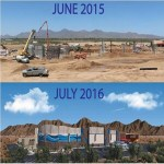 The Shops at OdySea in the Desert Breaks Ground
