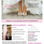 """Say """"I DO"""" to Brides Against Breast Cancer 2015 """"Tour of Gowns"""" Making a Stop in Phoenix"""