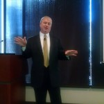 NAIOP ARIZONA MARKET LEADERS SERIES SPEAKER SPARKS 'INTEREST' IN INTEREST RATES AT RECENT EVENT