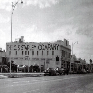 """OS Stapley Company"" in 1917"