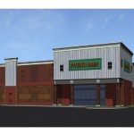 Potato Barn announces groundbreaking on new,	ground-­up location