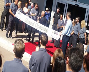 RYAN COMPANIES CELEBRATES LIVING SPACES' EAST VALLEY GRAND OPENING