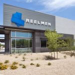LGE Design Build Completes New Building for Reel Men Studios