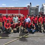 Before the Demo: Vacant Watt Building Fuels Phoenix Firefighter Training