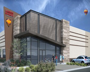 Daum Negotiates Land Purchase for Rainbow Ryders Hot Air Balloon Ride Co. New Headquarter Facility in Phoenix