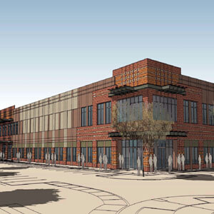 Pima Center Phase III Flex Rendering