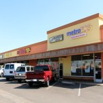 COMMERCIAL PROPERTIES INC., IS PLEASED TO ANNOUNCE THE SALE OF THE FORMER BAYLESS SHOPPING CENTER IN PHOENIX