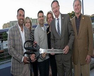Stockdale Capital Partners Celebrates Ribbon Cutting at their Aloft Hotel in Scottsdale