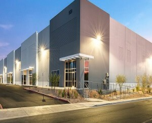 McShane Construction Completes Two-Building Speculative Industrial Development in Phoenix