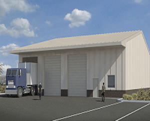LGE Design Build Starts Construction on $1.6M Distribution Facility for Crescent Crown