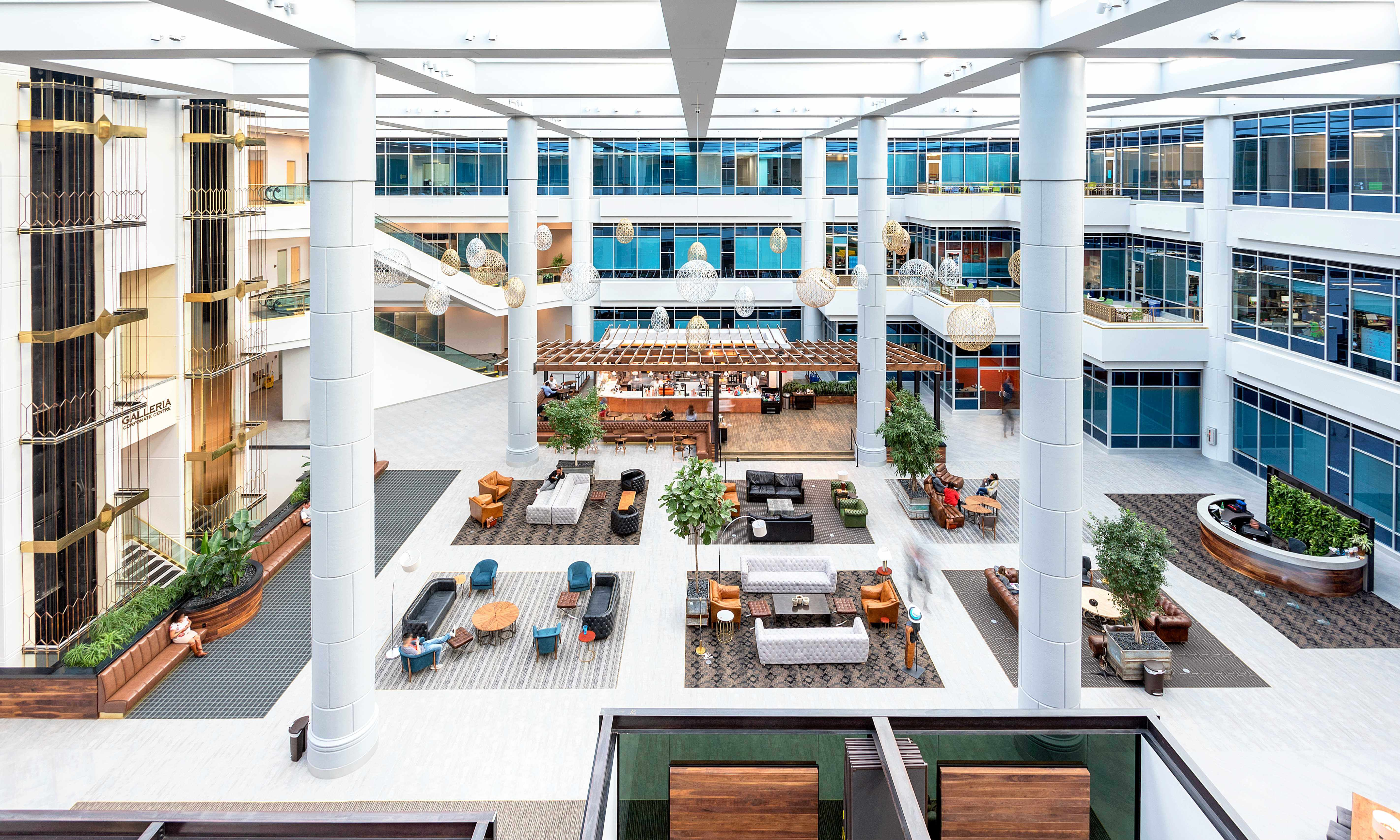 Indeed Inc signs leases doubles footprint at Stockdale