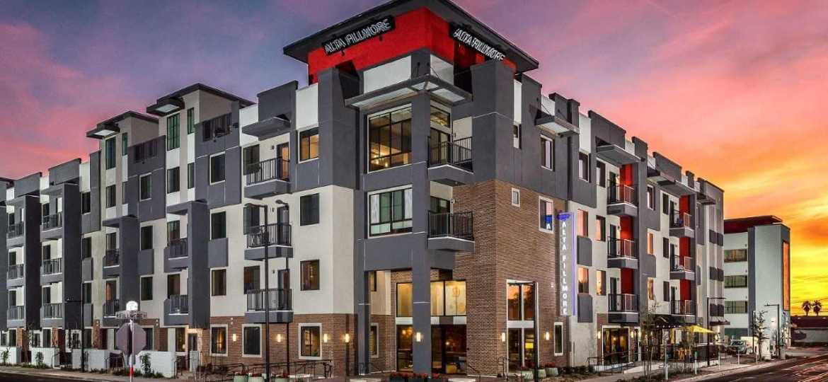 ABI Brokers $59M Sale of Alta Fillmore in Downtown Phoenix