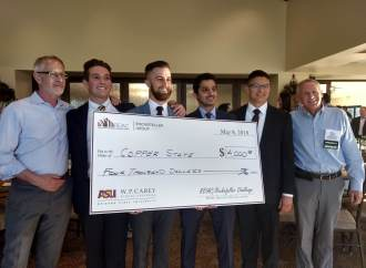 'Thunderbird Fields' wins REIAC/Rockefeller Group Challenge