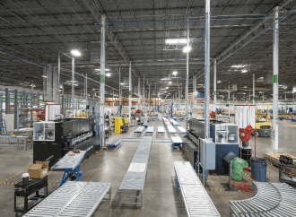 Sigma Contracting Completes $7.9M Conversion of Distribution Center Into Manufacturing Building