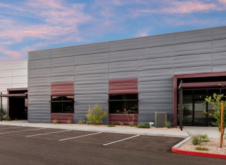 Cawley Architects adds flair to Deer Valley industrial park employing innovative, contemporary design concept