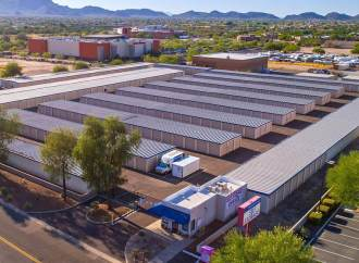 NAI Horizon Completes $7.15M Acquisition of Tucson Self-Storage Facility