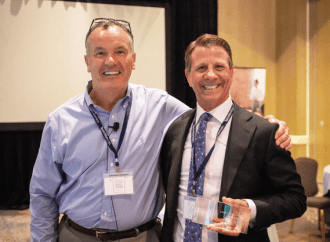 Phoenix Real Estate Professional Steve Rider Receives Lifetime Achievement Award at Taylor Morrison's 2018 Leaders in Real Estate Summit in Atlanta