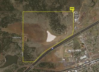 Cushman & Wakefield to Market 480 Acres in Williams, AZ