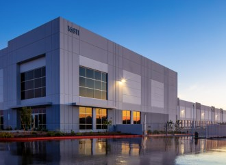 The Opus Group® Announces Completed Building at Goodyear Crossing Industrial Park Fully Leased