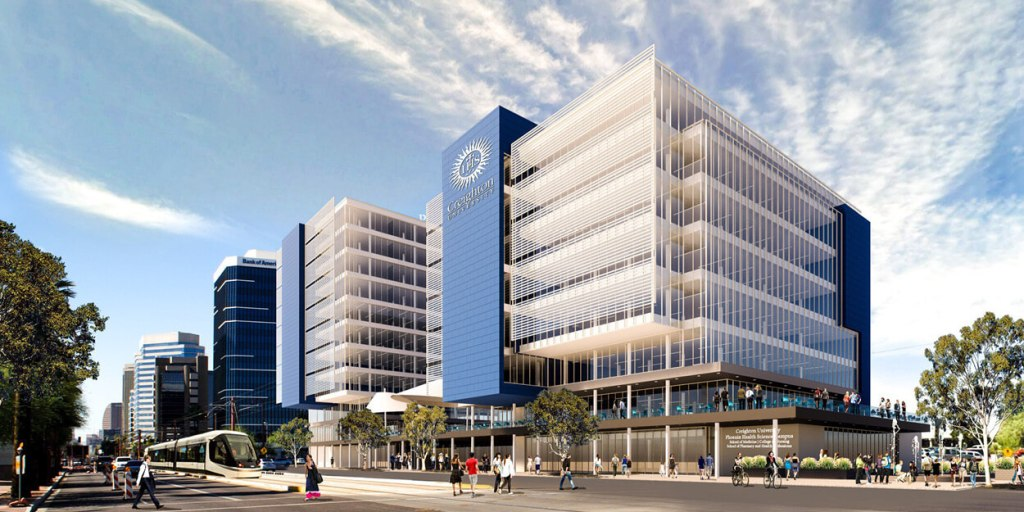 Creighton University to Build New Health Sciences Campus on Revitalized Park Central Property in Phoenix