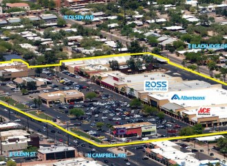 Lucescu Realty Sold Campbell Plaza Shopping Center for $33 Million