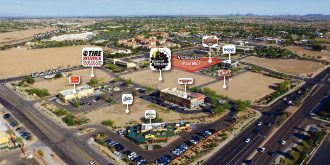 NAI Horizon Represents Landlord in $2.9M Lease for Tire Sales, Service Retailer at Queen Creek Fiesta