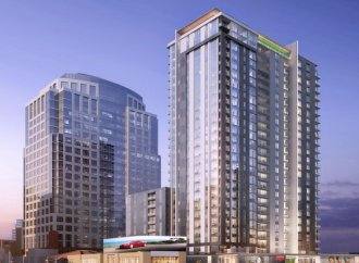 Hines to Build 25-Story, 379-Unit High-End Downtown Phoenix Multifamily Complex