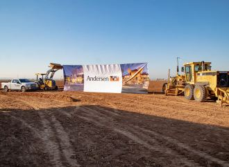 Andersen Corporation Begins Construction in Goodyear