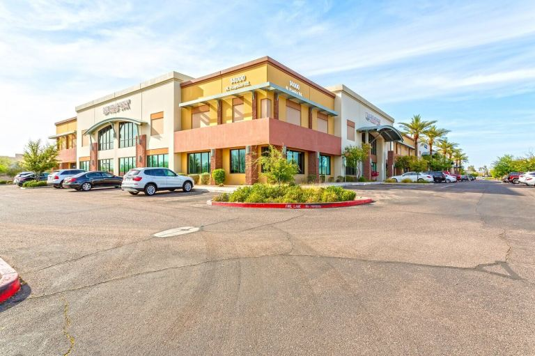 Scottsdale Airpark Industrial Warehouse Development Sold for $16.48 Million