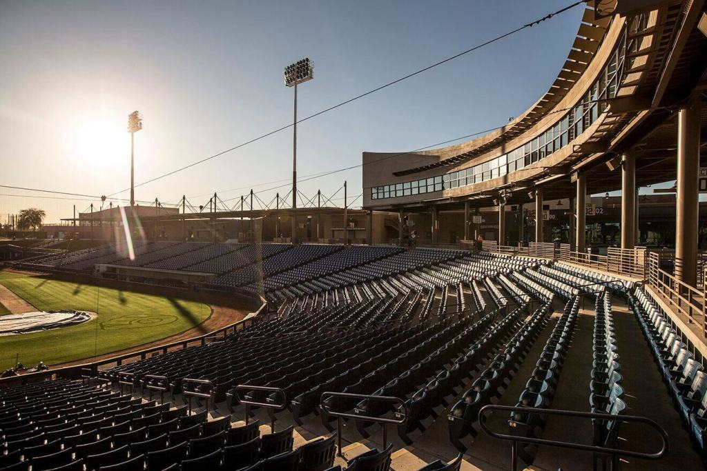 Brewers Unveil New Spring Training and Development Complex: American Family Fields of Phoenix