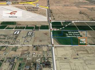 20 Acres in the Mesa Opportunity Zone sells for $2.25M