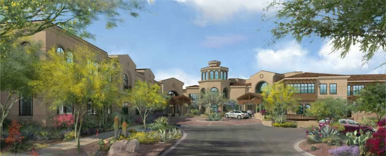 Liv Communities opens Valley's newest senior living community, LivGenerations Pinnacle Peak