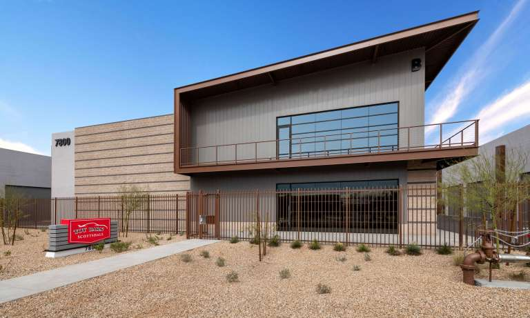 LGE Design Build Completes Construction on Toy Barn Scottsdale