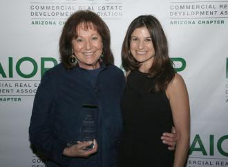 Longtime Industry Influencer Sharon Harper Honored with Award of Excellence at 2018 Best of NAIOP Arizona, See the Winners Here