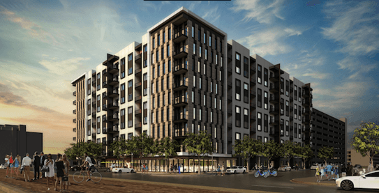New Multifamily Design Highlights Infill Expansion in Phoenix