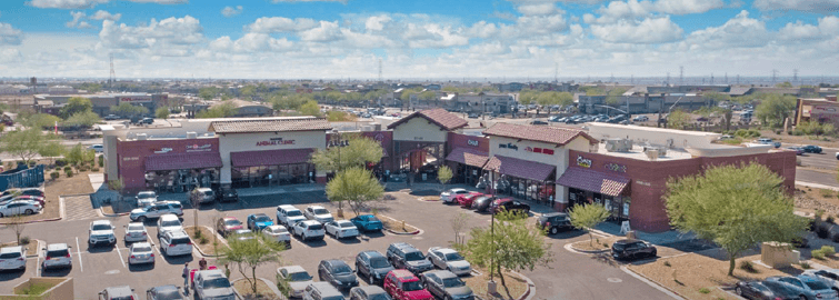 CBRE Secures $40.4 Million Loan for Four-Property Retail Portfolio in Phoenix and Las Vegas