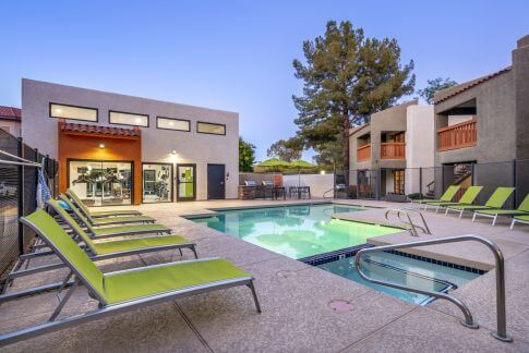 Central Scottsdale Multifamily Asset Sold by IPA for $34.5 Million