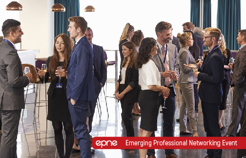 Attend CEM's Newest Event: EPNE- Emerging Professionals Networking Event