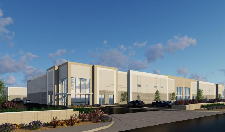 ViaWest Group Breaks Ground on Spec Industrial Project in Chandler