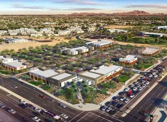 Remington Nevada Begins Construction on Gilbert Warner, a Premier Shopping Center
