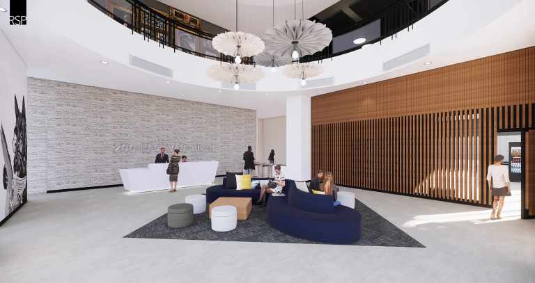 Iconic Downtown Building is Reenergized
