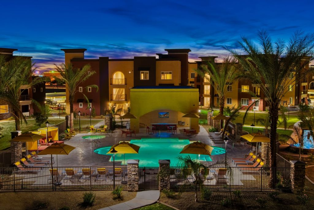 CBRE Handles Sale of Summerly at Zanjero Apartments for $78.5 Million