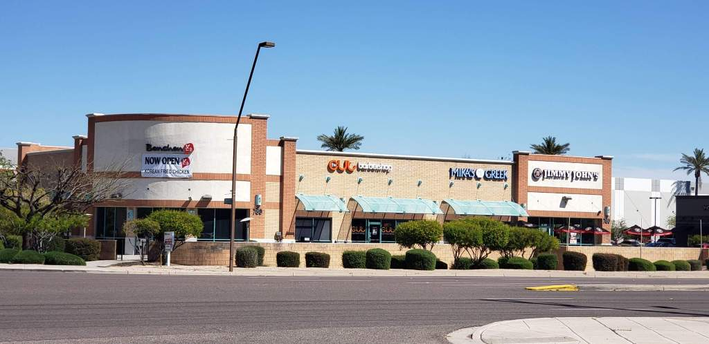 Marcus & Millichap Arranges the Sale of a 7,228-SF Retail Shopping Strip in Tempe